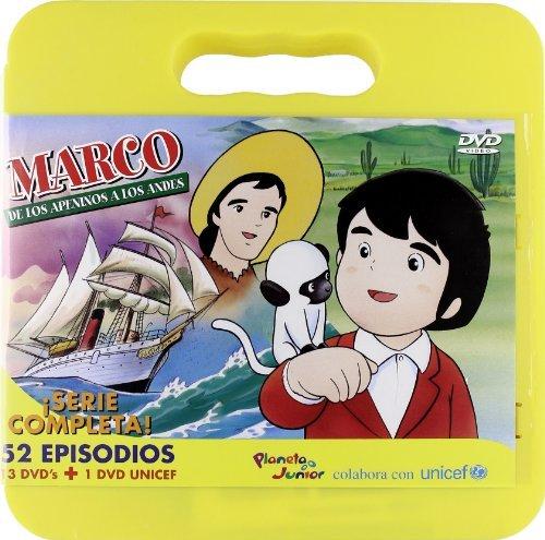 MARCO: LA SERIE COMPLETA (13 DVD + 1 DVD UNICEF)
