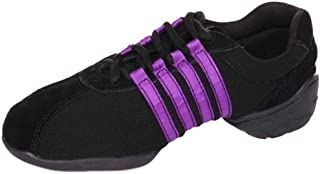 Fulision Women's Jazz Party Practice Dancing Shoes Square Dance Shoes Sports