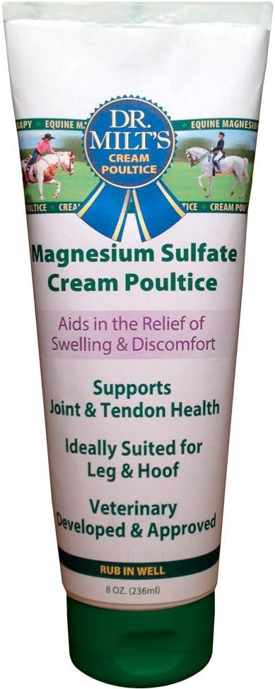 Industry No. 1 Dr. Milt's Analgesic Magnesium Sulfate Liniment f Poultice Cream Albuquerque Mall