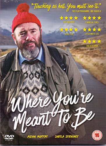 Where You're Meant To Be [DVD] [2016] [NTSC]
