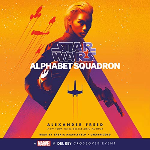 Couverture de Alphabet Squadron (Star Wars)