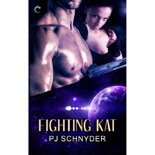 Fighting Kat audiobook cover art