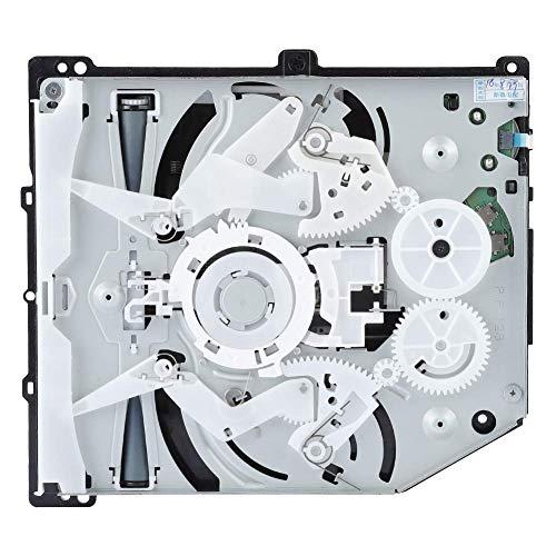 Diyeeni Ersatz Bluray DVD CD Laufwerk, Einfach Installation Ersatzgehäuse DVD Laufwerk Treiber für Playstation PS4 Spielkonsole, Kompatible mit Modell KEM-490A