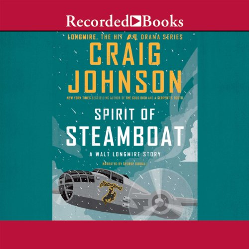 Spirit of Steamboat audiobook cover art