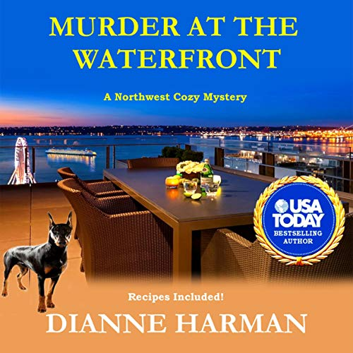 Murder at the Waterfront Audiobook By Dianne Harman cover art