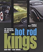 Hot Rod Kings by David Perry (Illustrated, 15 Jun 2007) Hardcover