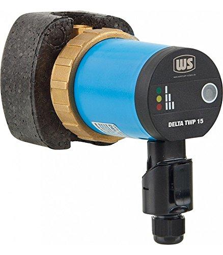 Zirkulationspumpe Brauchwasserpumpe EV-ZUP , 2,5 - 8 Watt