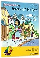 领航船 培生英语分级绘本 2-4 Beware of the Cat!