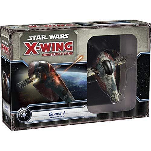Unbekannt Star Wars X-Wing: Slave I Expansion Pack