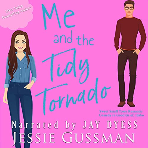Me and the Tidy Tornado cover art