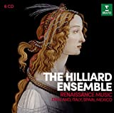 Vocal Music of the Renaissance (from England, Italy, Spain & Mexico)