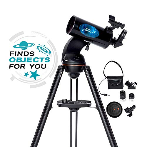 Celestron Astro Fi - Telescopio astronómico (102 mm de Apertura, 1325 mm...