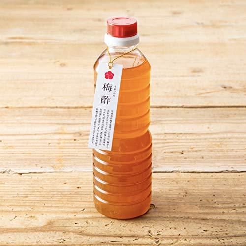 梅ボーイズ 完熟南高梅の白梅酢