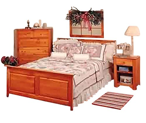 Review Footboard Unfinished Pine Twin Footboard 45.5″ W | Renovator's Supply