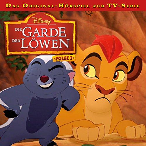 Onos getrübter Blick / Ungebetene Gäste: Die Garde der Löwen 3