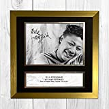 Ella Fitzgerald 1 NDW Signed Reproduction Autographed Wall