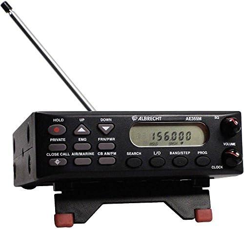 ALBRECHT Ae355M–Scanner de Radiofréquence