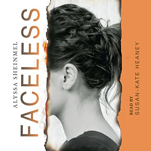 Faceless audiobook cover art
