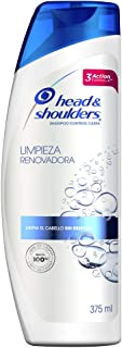 Head & Shoulders Limpieza Renovadora Shampoo Control Caspa 375ml