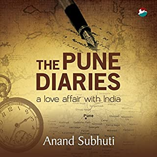 The Pune Diaries cover art