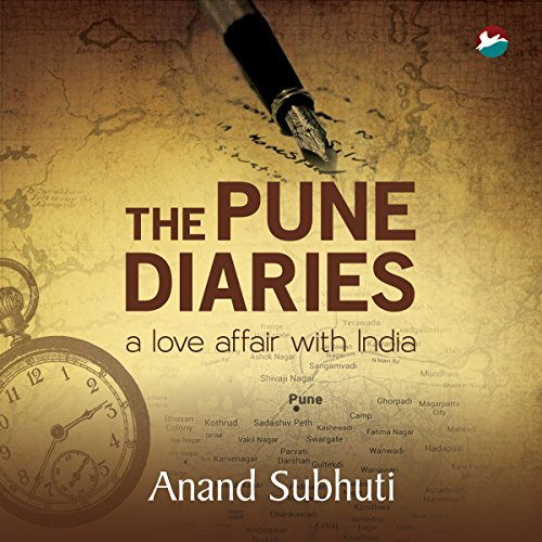 The Pune Diaries audiobook cover art
