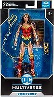 DC Comics Multiverse Action Figure Wonder Woman 15cm ミックマルチワールドアクションフィギュアワンダーウーマン [並行輸入品]