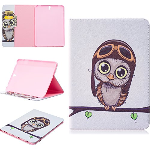 Galaxy Tab S3 9.7 Case, Fisel Shockproof Folio Flip PU Leather [Kickstand] Magnetic Detachable Wallet Case With Card Holder & Money Pockets for Samsung Galaxy Tab S3 9.7 (SM-T820/T825) 2017 Release