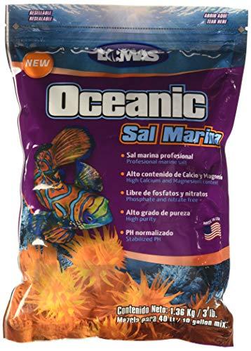 instant ocean sal marina fabricante Lomas