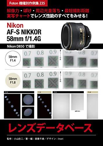 Nikon AF-S NIKKOR 58mm f/14G Lens Database: Foton Photo collection samples 235 Using Nikon D850 (Japanese Edition)