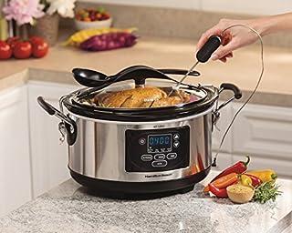 اسعار هاملتون بيتش (33967A) طباخ بطيء مع مسبار