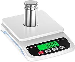 Steinberg Balance De Table Digitale Cuisine Précision Pèse-Lettres Laboratoire Colis SBS-TW-10000 (Non Homologuée, 5g-10 k...