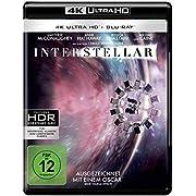 Interstellar (4K Ultra HD + 2D-Blu-ray) (2-Disc Version) [Blu-ray]