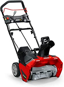 Snapper 1697185 XD 82V Max 20-Inch Single-Stage Tool (Battery & Charger Sold Separately) Snow Blower, Red