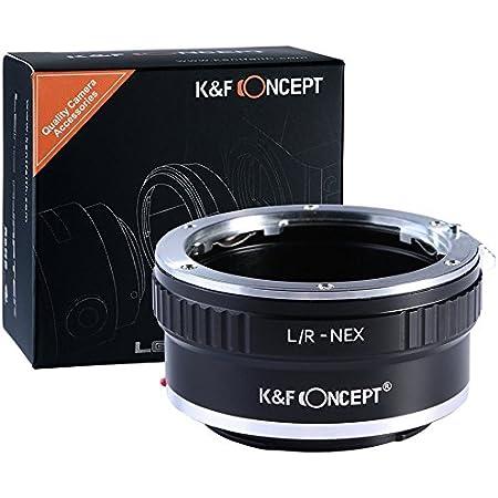 K F Concept Lens Mount Adapter For Leica R Mount Lens Elektronik