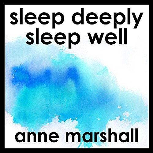 Sleep Deeply, Sleep Well audiobook cover art