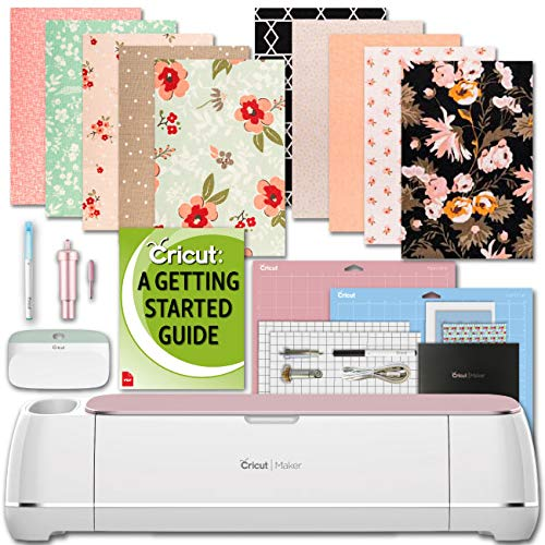 Cricut Maker Fabric Bundle