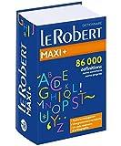 Dictionnaire Le Robert Maxi Plus - Le Robert - 22/06/2017