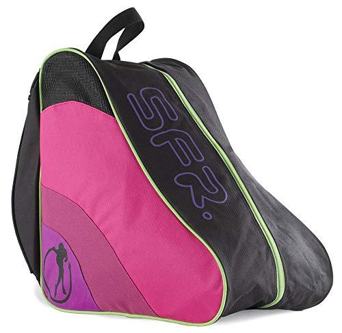 Sfr Skates Ice & Skate Bag II, Unisex-Erwachsene Stofftasche, Mehrfarbig (Disco), 24x15x45 cm (W x H L)