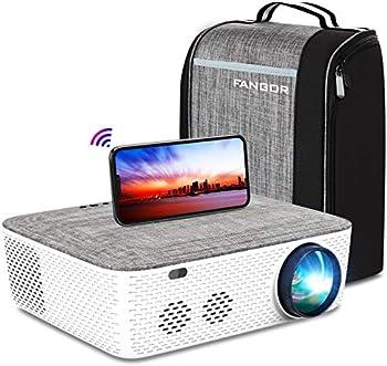 Fangor WiFi Native 1080P Projector