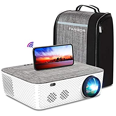 5G WiFi Projector 4K Supported – FANGOR...