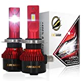 Best H7 Bulbs - Firehawk 2021 New H7 LED Headlight bulbs, 15000LM Review