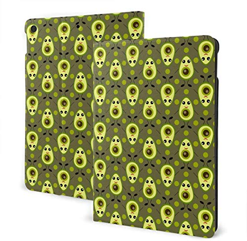 Avocado Case for New Ipad 7th Generation 10.2 Inch 2019 Multi-Angle Viewing Folio Smart Stand Cover Auto Wake/Sleep for Ipad 10.2' Tablet-Avocado-One Size