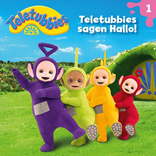 Teletubbies sagen Hallo! Titelbild