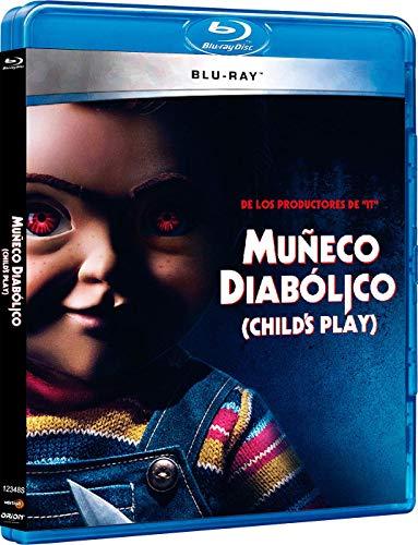 Muñeco diabólico (Child´s play) [BD] [Blu-ray]