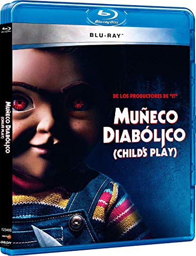 Muñeco diabólico (Child´s play) [BD] [Blu-ray]