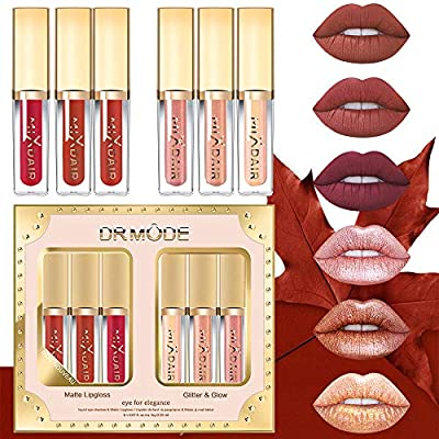 Matte Lippenstift Set DR.MODE
