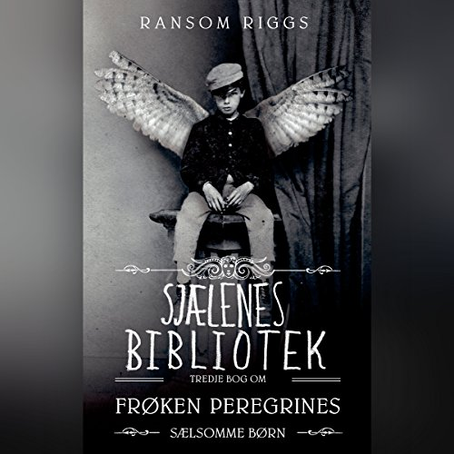 Sjælenes bibliotek audiobook cover art