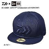 ダイワ(DAIWA) キャップ 59FIFTY® Collaboration with NEW ERA® ネイビー 7 1/2 DC-5208N