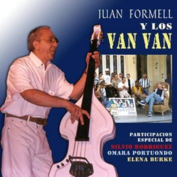 Juan Formell y Los Van Van Grandes Exitos
