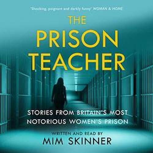 The Prison Teacher cover art